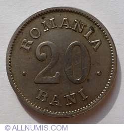 Imaginea #1 a 20 Bani 1900