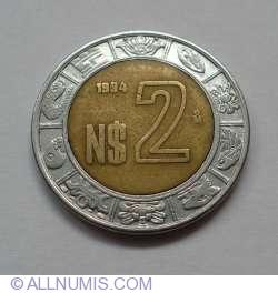 Image #1 of 2 Nuevo Pesos 1994