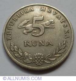 Image #1 of 5 Kuna 1993