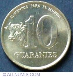 Imaginea #1 a 10 Guaranies 1990