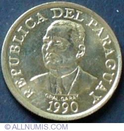 Imaginea #2 a 10 Guaranies 1990