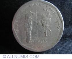 Image #1 of 10 Pesos 1985