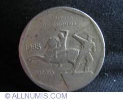 Image #2 of 10 Pesos 1985