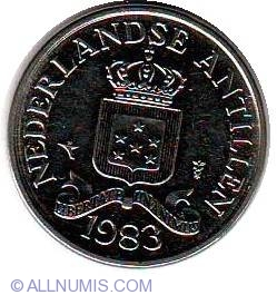 Image #2 of 25 Cents 1983