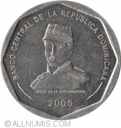 Imaginea #2 a 25 Pesos 2005