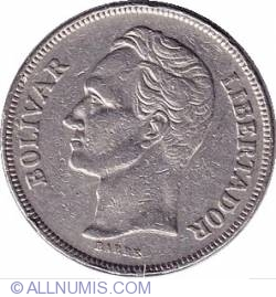 Imaginea #1 a 5 Bolivar 1973