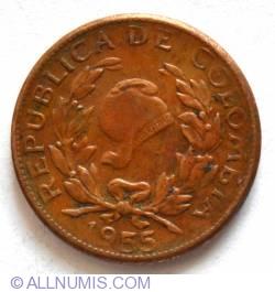5 Centavos 1955