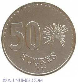 Imaginea #1 a 50 Sucres 1991