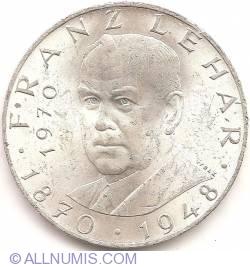 Image #2 of 25 Schilling 1970 100th Anniversary Birth of Franz Lehar