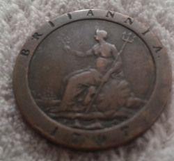 Image #1 of Penny 1797