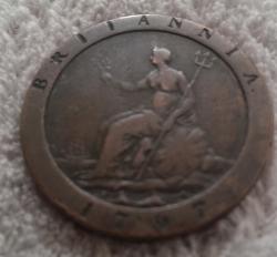 Imaginea #1 a Penny 1797