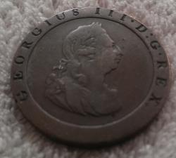 Imaginea #2 a Penny 1797