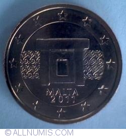 1 Euro Cent 2011