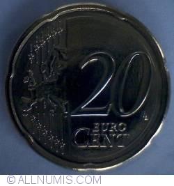 20 Euro Centi 2011