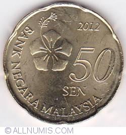 50 Sen 2012
