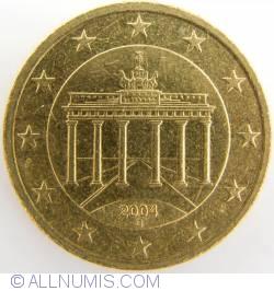 50 Euro Cenţi 2004 G