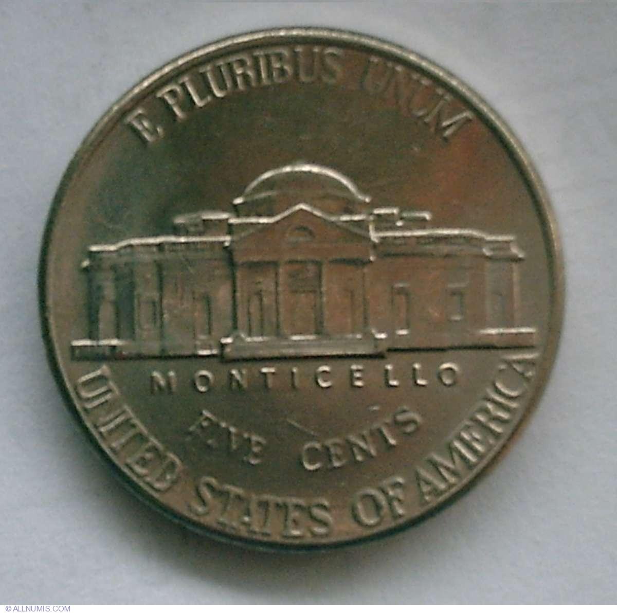 1938-P BU Jefferson Nickel