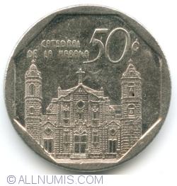 Imaginea #2 a 50 Centavos 2002