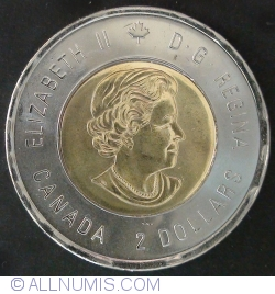 Image #1 of 2 Dollars 2015 Remembrance