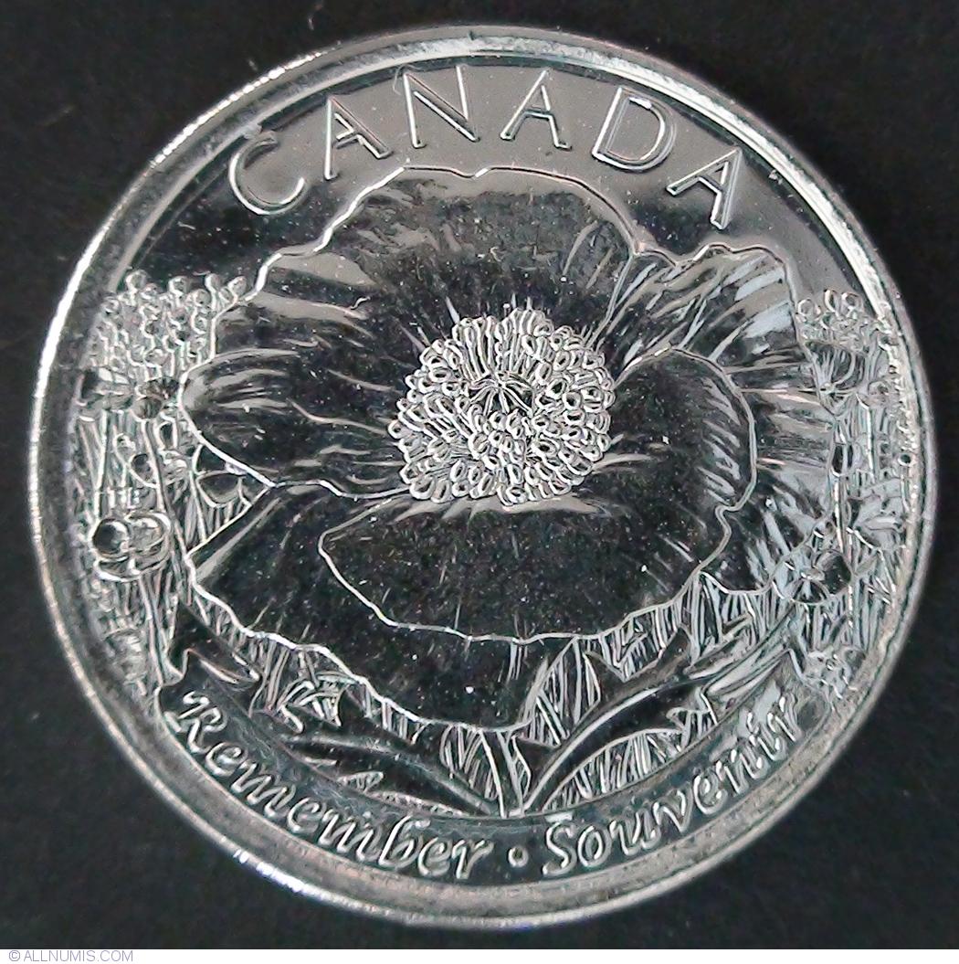 CANADA 25 CENTS QUARTER QEII 2003 COIN UNC