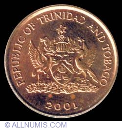 Image #2 of 1 Cent 2001