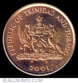 1 Cent 2001