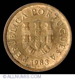 Imaginea #2 a 1 Escudo 1983