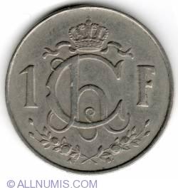 Image #2 of 1 Franc 1957