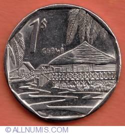 Imaginea #2 a 1 Convertible Peso 2000 - Guama