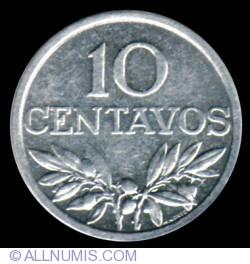 Imaginea #2 a 10 Centavos 1971