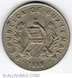Image #1 of 10 centavos 1989