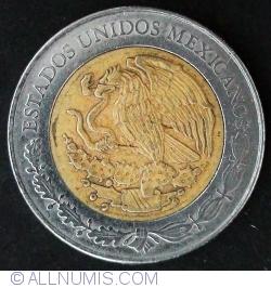 Image #1 of 5 pesos 2010 - Venustiano Carranza