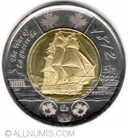 Image #2 of 2 Dollars 2012 - War Of 1812
