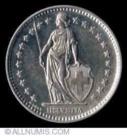 Imaginea #1 a 2 Francs 1972