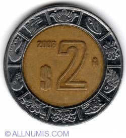 Image #2 of 2 Pesos 2008