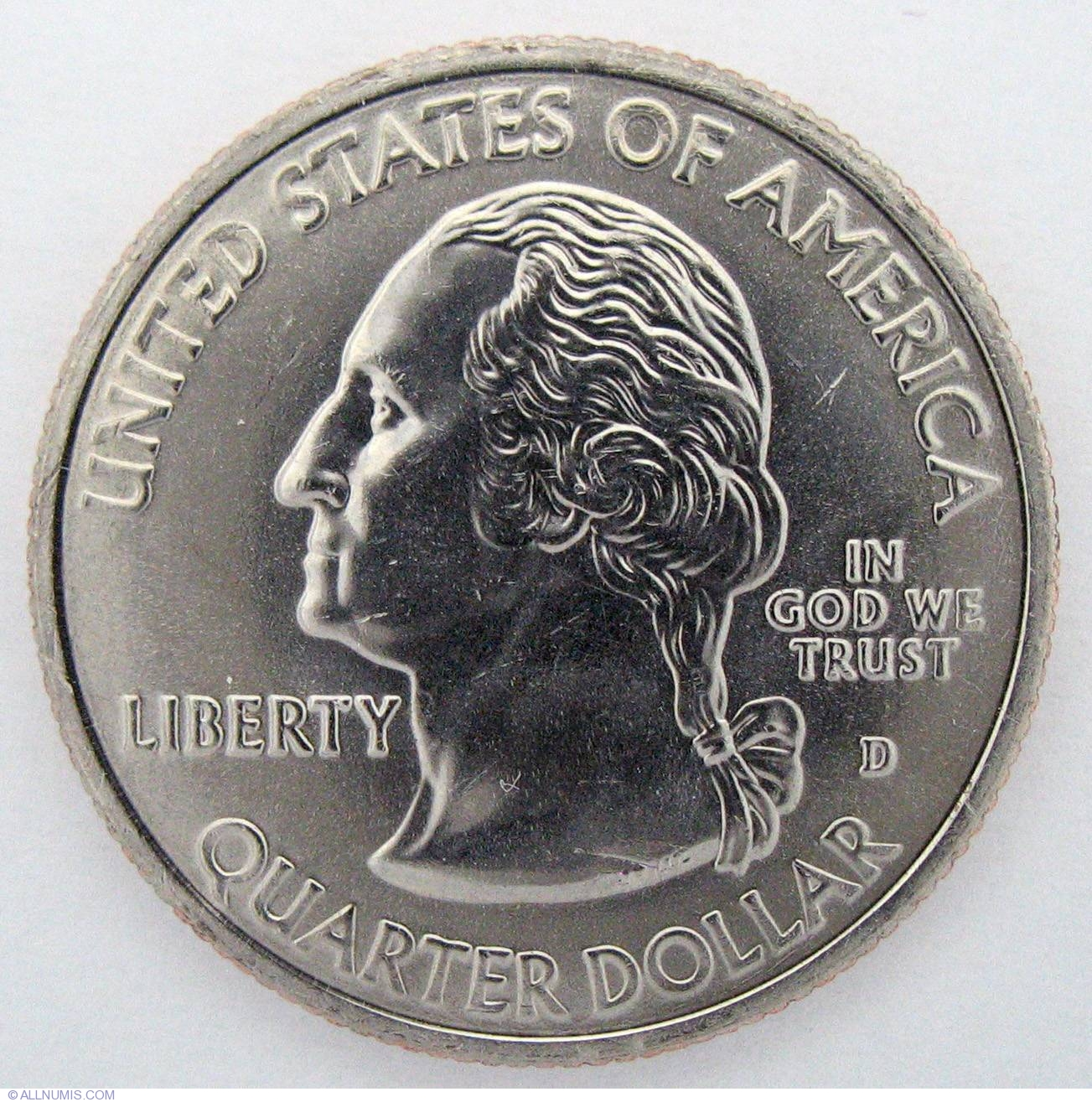 Buy us virgin islands quarter