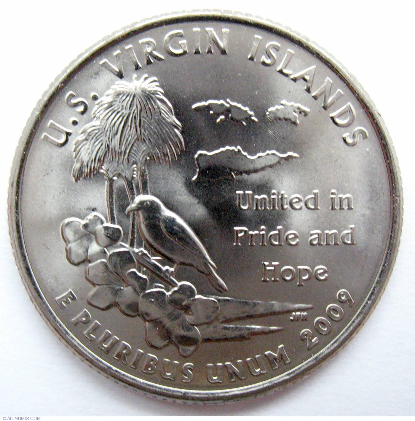 Us Virgin Islands Quarter