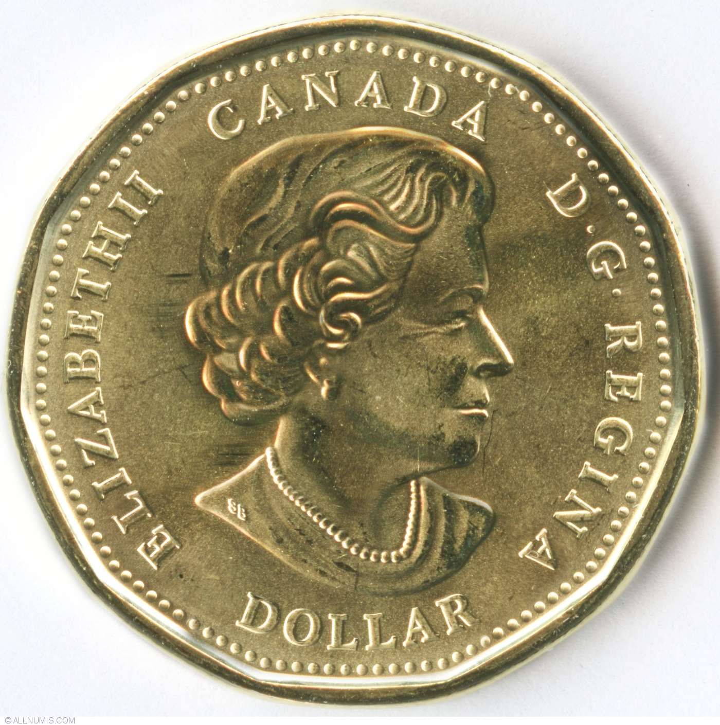 CANADA 2016 WOMEN/'S RIGHT TO VOTE 100TH ANNIVERSARY DOLLAR COIN