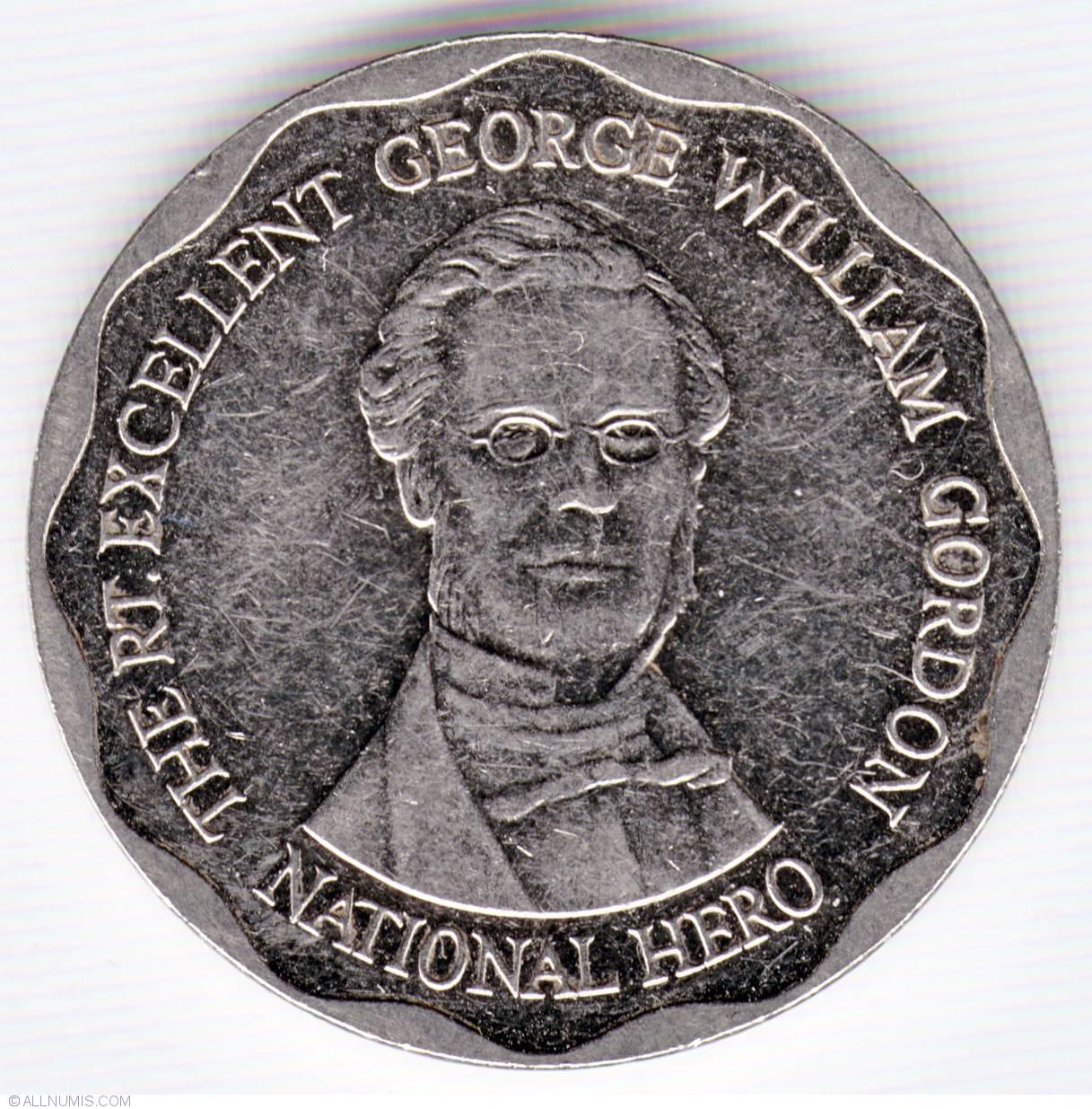 10 Dollars 2008 Commonwealth 2001 Present Jamaica