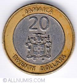 Image #1 of 20 Dollars 2000
