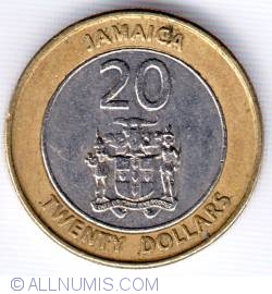Image #2 of 20 Dollars 2001