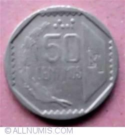Image #2 of 50 Centimos 1996