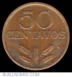 Imaginea #2 a 50 Centavos 1971