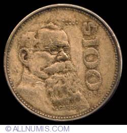 Image #2 of 100 Pesos 1985