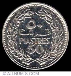 Image #2 of 50 Piastres 1971