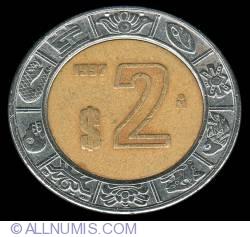 Image #2 of 2 Pesos 1997