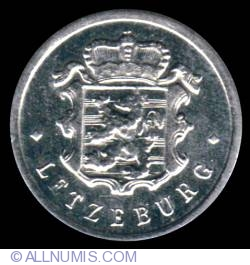 Image #1 of 25 Centimes 1970