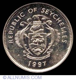 Image #1 of 1 Rupee 1997
