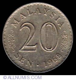 Image #1 of 20 Sen 1968