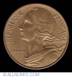 Image #1 of 20 Centimes 1971